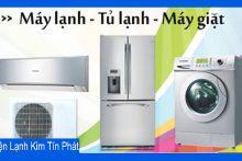 Mua Bán Máy Lạnh, Máy Giặt, Tủ Lạnh Cũ Và Mới Giá Rẻ