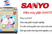 Các lỗi thường gặp khi sử dụng hướng dẫn sửa máy giặt Sanyo