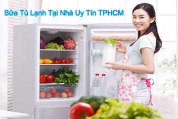Dịch Vụ Sửa Chữa Tủ Lạnh Tại Nhà Giá Rẻ Uy Tín TP.HCM