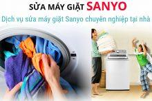 Trung Tâm Sửa Máy Giặt Sanyo Tại Nhà Quận Thủ Đức