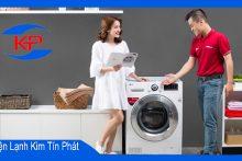 Trung tâm sửa máy giặt LG Quận Tân Bình bảo hành dài hạn