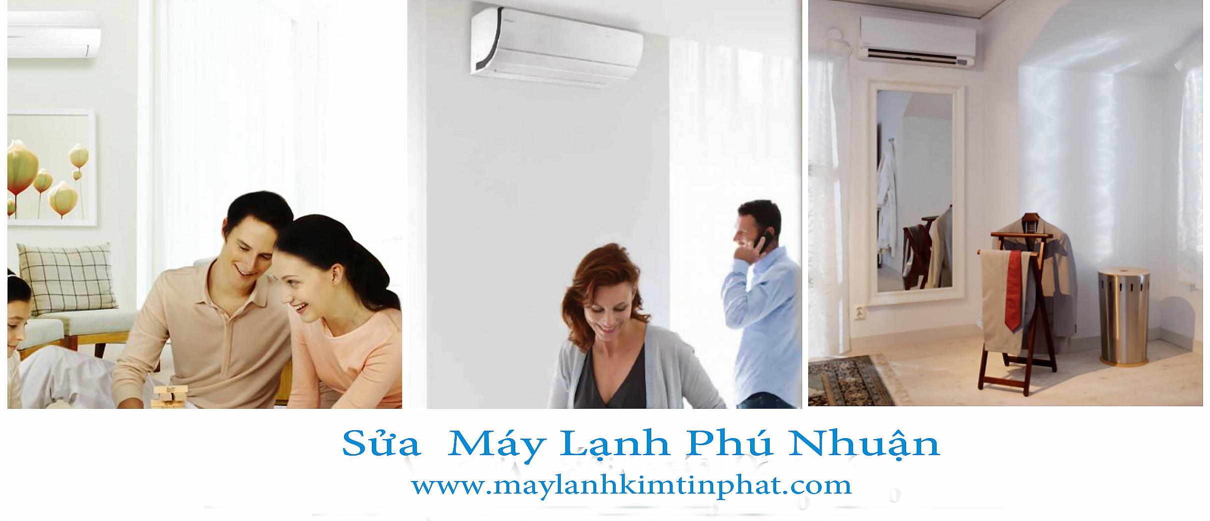 sua may lanh phu nhuan