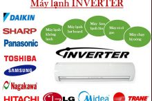 Sửa máy lạnh Inverter hư hỏng board mạch
