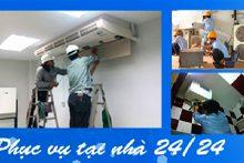 Dịch Vụ Bảo Trì – Sửa Điện Lạnh Tại Nhà TPHCM