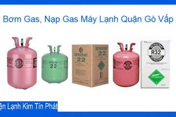Bơm Ga, Nạp Gas Máy Lạnh Quận Gò Vấp