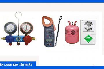 Nạp Gas, Thay Gas, Bơm Gas Máy Lạnh Quận Thủ Đức